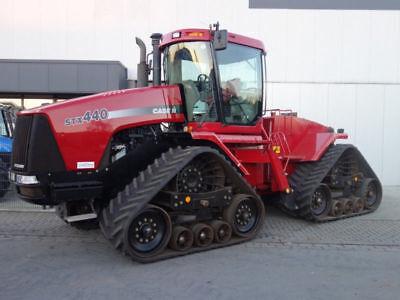 BEST CASE IH STX425 STX450 STX500 STEIGER Tractor Service Repair Shop Manual CD