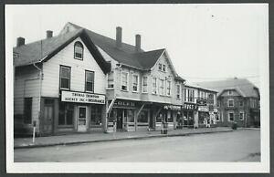 Washingtonville NY: c.1986 RPPC Real Photo Postcard MAIN STREET NEAR SOUTH ST