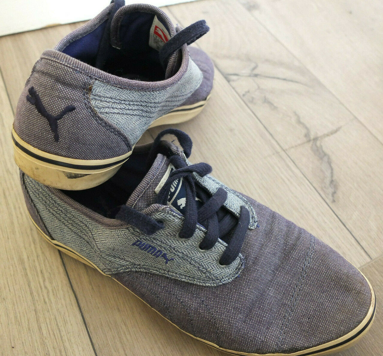 PUMA Chaussures Baskets Gr. 37 Royaume-Uni 4