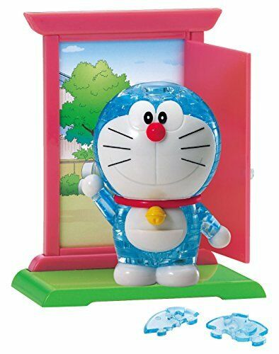 Beverly Crystal 3d Puzzle Doraemon 44 Piece 50220 Ebay