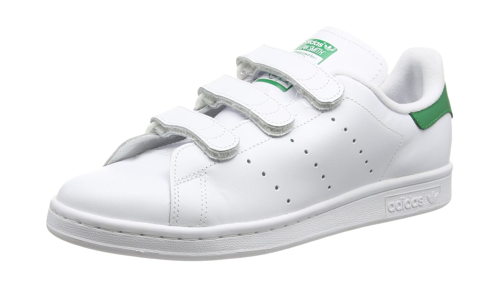 Adidas Para Hombre Al Stan Smith cf EcoTread Al Hombre Aire Libre Zapatos  10 Reino Unido 08fae6