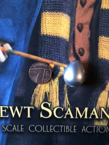 Star Ace Fantastic Beasts Newt Scamander Silver Occamy Egg loose 1//6th scale