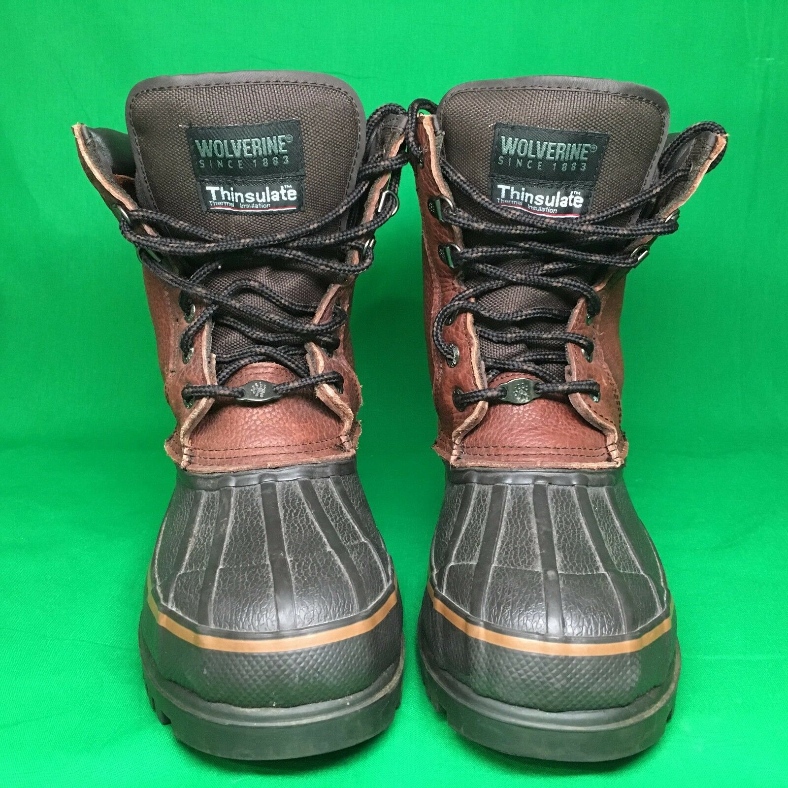 Wolverine Thinsulate Winter Boots Mens size 8