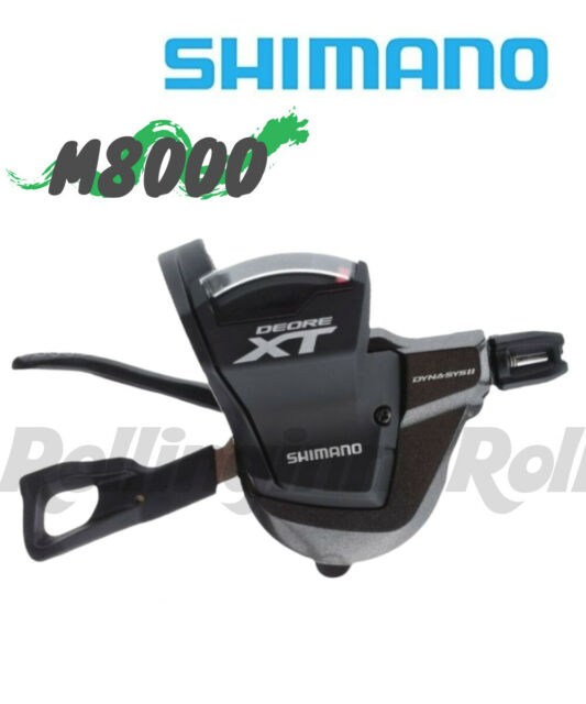 Shimano Deore XT SL-M8000-R Rapidfire Plus Shifting Lever right 11-speed