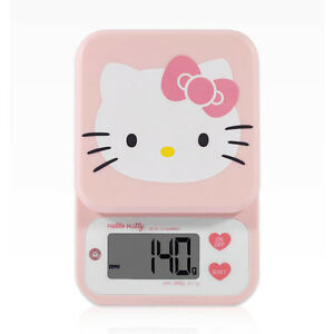 Delicieux Image Is Loading Dretec Hello Kitty Kitchen Scale Digital Scale Compact