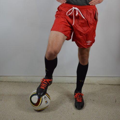 di uomo lunghi americani Pantaloncini Umbro medio da New Medium Umbro calcio American Mens Vintage 6 da 6 New xR4RnzH