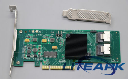 China OEM IT Mode LSI 9211-8i SAS SATA 8-port PCI-E Card Bulk-pack Raid Card