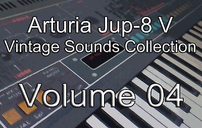 arturia jup 8 v vintage sounds collection vol 4 depeche mode a broken frame ebay. Black Bedroom Furniture Sets. Home Design Ideas