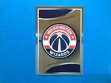 2015-16 Panini NBA Sticker Collection n.191 Washington Wizards Logo Foil