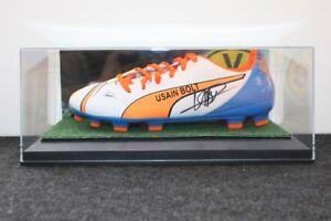 36 BVB Christian Pulisic signiert Fußballschuh Borussia Dortmund