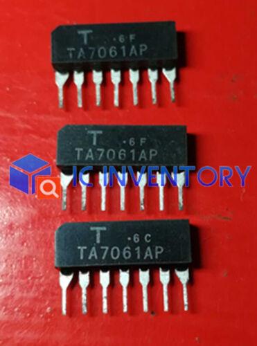 3PCS TA7061AP Encapsulation:SIP-7,