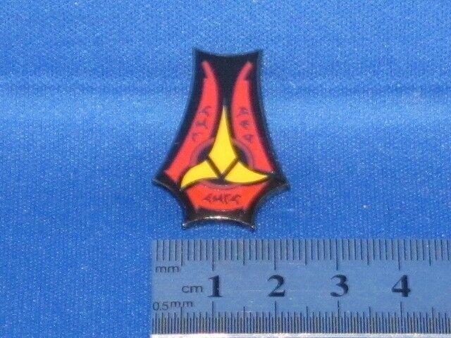 Star Trek Next Generation Klingon Ceremonial Banner Pin Badge STPIN158