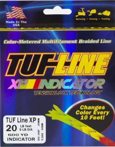 CHOOSE YOUR SIZE Tuf-Line XP Indicator Line 300yds