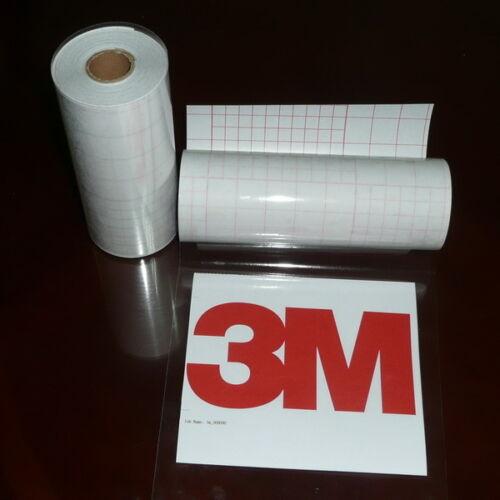 12 Quot X 100ft Roll Medium Tack Clear Application Transfer