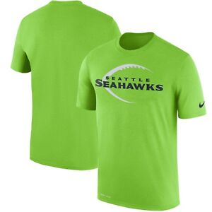 Seattle Seahawks Men s Nike Legend Icon DRI-FIT T-Shirt - Size XL ... 79b972b06