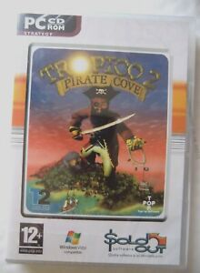 68315-Tropico-2-Pirate-Cove-NEW-SEALED-PC-2003-Windows-XP
