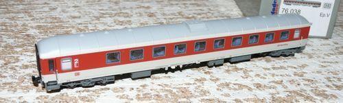 SH L.S. Models 76 038 persone Auto BPM 875.0 treno notturno DB AG N SP