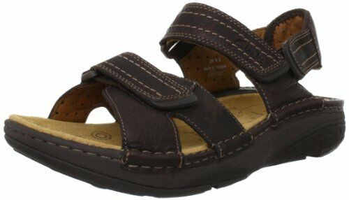 G Extra Movers Uk Clarks Sandals 10 Dark 9 Mens 11 soft 8 Ray Brown TUOOwYxRq