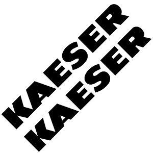 2-x-Kaeser-48cm-x-7-3cm-Adesivo-Sticker-COMPRESSORI-COMPRESSORE-COMPRESSOR