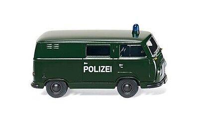 #086423 - Polizia Wiking-ford Fk 1000 Cassetta Carrello - 1:87-mostra Il Titolo Originale Ufficiale 2019