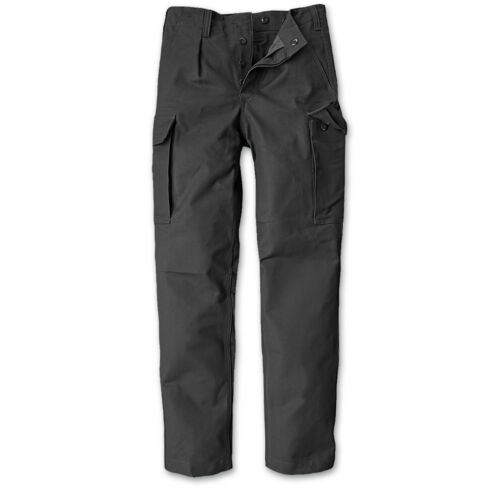 New German Army Moleskin Bundeswehr Combat Cargo Cotton Pants Work Trousers Hose