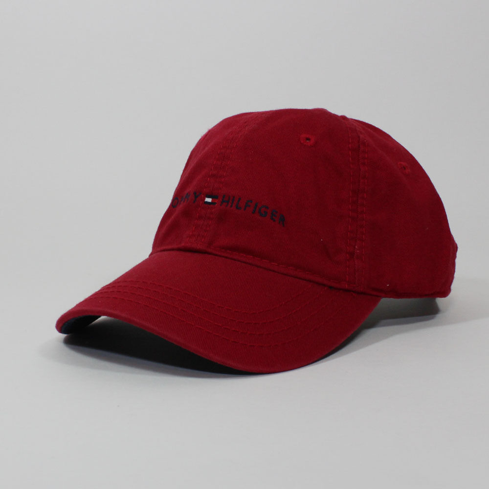 88d83c68aee Authentic New With Tags. PRODUCT DESCRIPTION. Tommy Hilfiger. Cotton  Baseball Cap. Mens Womens Unisex. One Size.
