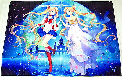 Sailor Moon Anime Manga Spannbettlaken Spannbetttücher 150x210cm Polyester Neu
