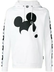 Details zu RARE FIND Limited Edition Rare Mickey Kappa x Disney Authentic Hoodie Medium