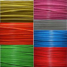 1 Meter hydraulische Bremsleitung Farben blau, weiß, rot, orange, grün gelb pink