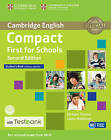 Compact First for Schools Student's Book Without Answers with CD-ROM with Testbank by Laura Matthews, Barbara Thomas (Mixed media product, 2015)