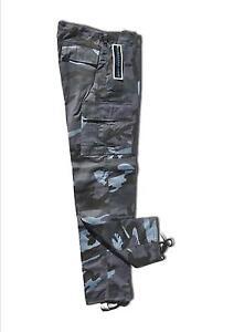 Pantalon-Treillis-BDU-M65-Camouflage-Urban-bleu-T-46