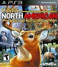 Cabela's North American Adventures - Playstation 3 Game only