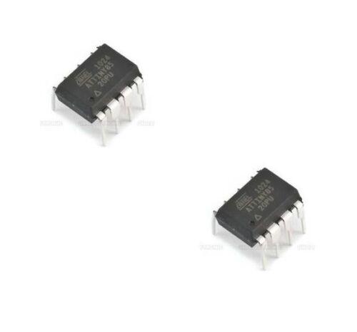 10PCS New ATTINY85-20PU ATMEL DIP-8 Tiny85-20PU CHIP IC