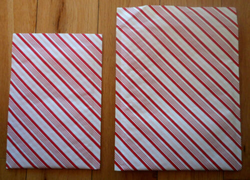 Two sizes to choose from Candy Stripes Padded envelopes
