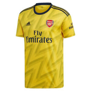 adidas-Kids-Arsenal-FC-19-20-Away-Jersey-Eqt-Yellow-EH5656