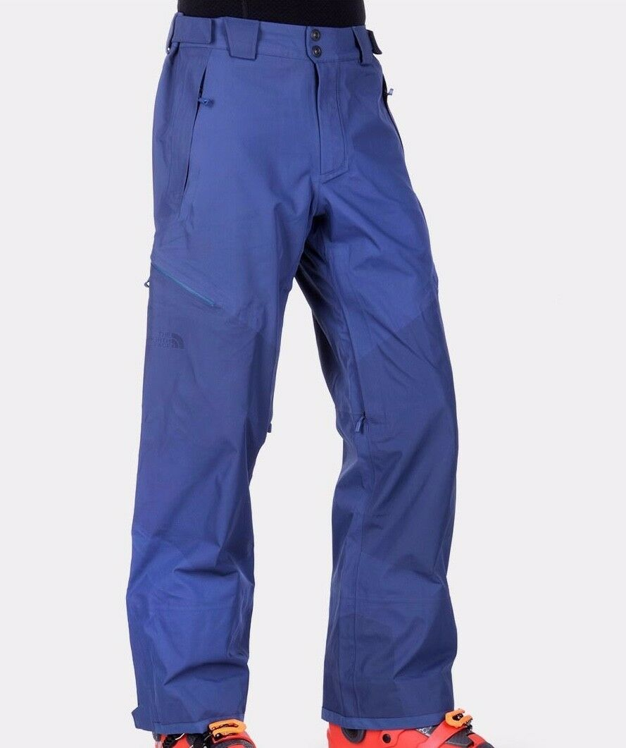 THE North Face FUSIBILE brigantina 3L Mens Ski Snowboard Pants pantaloni Nuovi R