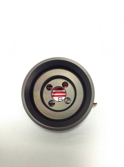 New Saleen Supercharger 3.6 Inch 7-8 PSI Supercharger Pulley 05-10 Mustang GT