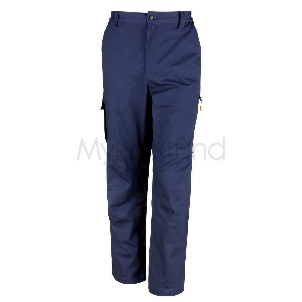 Result Work-Guard Work-Guard Sabre Stretch Trousers