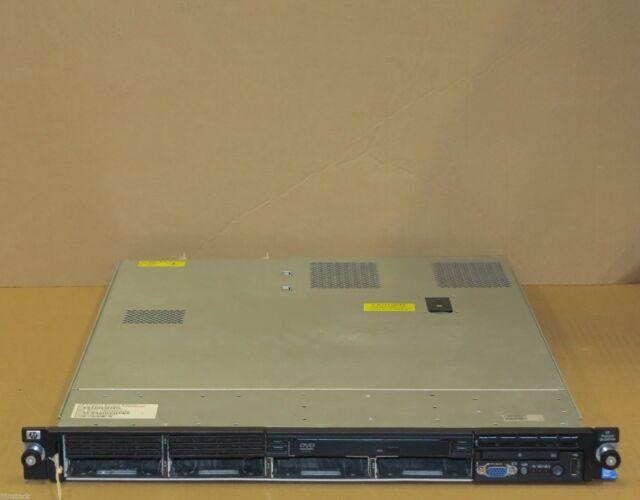 HP ProLiant DL360 G6 2 x QUAD-Core XEON E5520 2.26GHz, 30Gb 2U Rack Mount Server