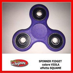 Fidget Spinner mano SPINNER Da Tavolo Giocattolo Tri Fidget