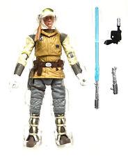 "Loose Luke Skywalker Wampa Attack  #02 Star Wars 3 3/4"" Black Series"