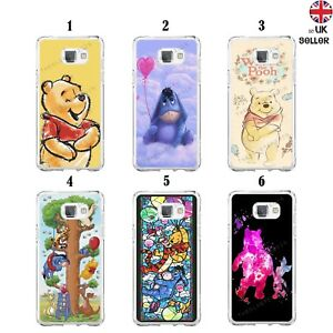 innovative design 26695 c7a87 Details about Disney Winnie the Pooh Piglet Case For Samsung Galaxy S5 S6  S7 Edge S8 S9 S 10 +