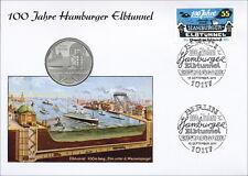 V-378 100 Jahre Hamburger Elbtunnel