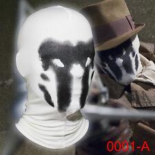 Rorschach Mask Watchman Balaclava Cosplay Costume Headgear Full Face Mask