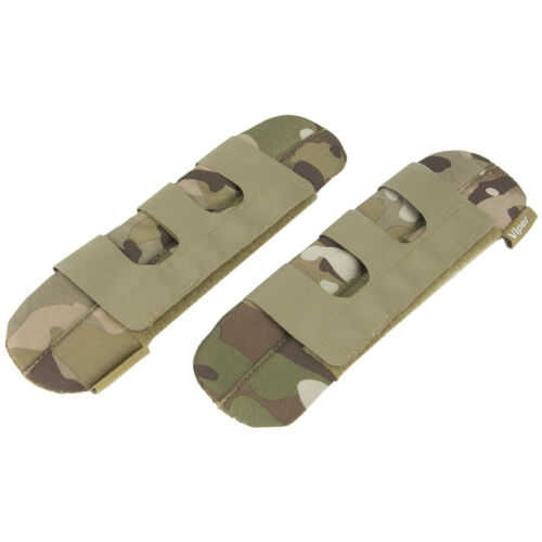 Viper Shoulder Comfort Pads Army MOLLE Padded Comfortable Bag Strap V-Cam Camo