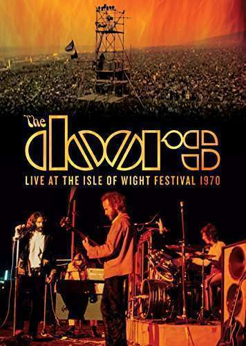 The Doors - Live At The Isle of Wight Festival 1970 Neue DVD