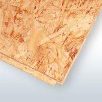 (8,33 €/m²) OSB-Verlegeplatten Nut & Feder 22 mm Agepan OSB/3-Platten ungeschl.