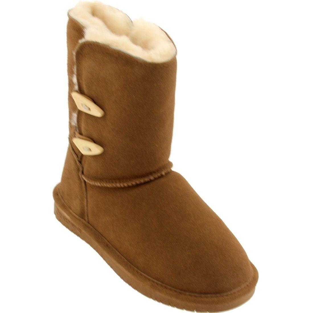 85 Bearpaw Damens Abigail Boot (Braun / hickory) 682WHCKY