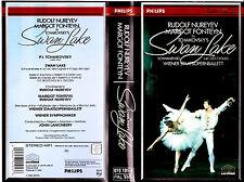 VHS -- Tchaikovsky`s - SWAN LAKE ( Schwanensee ) - (1966) -- Rudolf Nureyev