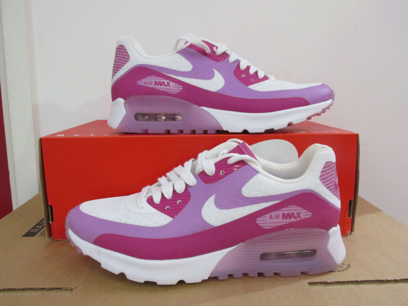 Nike womens air max 90 ultra BR running trainers 725061 102 sneakers CLEARANCE